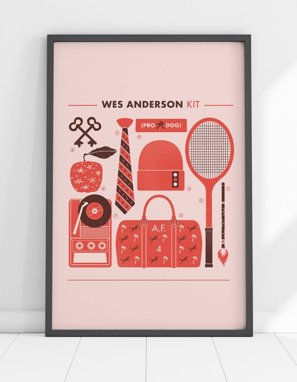 WES ANDERSON KIT 1